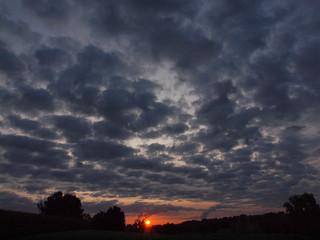 Sonnenaufgang Boslar