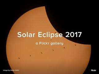 Solar Eclipse 2017 - a Flickr gallery