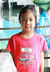 pretty girl (the foreign photographer - ฝรั่งถ่) Tags: pretty girl child hua hin shirt khlong thanon portraits bangkhen bangkok thailand canon kiss