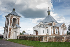 Church of the Ascension (Kathlyn.s) Tags: belarus architecture building history church eremichi canon zeiss carlzeiss distagont2828 canoneos5d