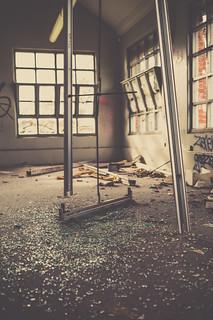 Abandoned Damascus College