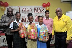 MANPOWER AWARDS BURSARIES TO GSAT STUDENTS (JIS)