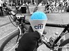 Sweet Relief • Summer Streets (cmputrbluu) Tags: iphone7 iphone summerstreets cycling snowcone colorsplash
