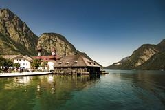 Kings Lake in the Bavarian Alps (Frank KR) Tags: kingslake königssee bayern bavaria germany allemagne deutschland exposure sonya7ii