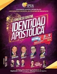 IDENTIDAD APOSTOLICA 2017