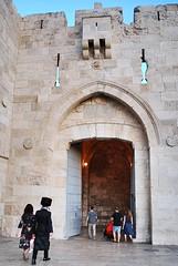 Jaffa Gate (goodnessgraci0us) Tags: jerusalem oldcity holyland israel jaffagate israelis jewish shabbat middleeast middleeastern