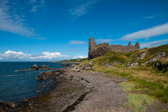 Dunure Castle (TroonTommy) Tags: ayrshire ayrshirecoast castle dunure scotland