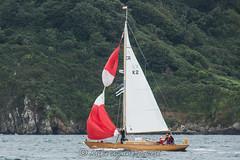 Zaleda (Matchman Devon) Tags: classic channel regatta 2017 st peter port paimpol zaleda