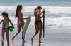 Boogie Boarding Friends (Kevin MG) Tags: beach zuma bikini boogieboard zumabeach malibu losangeles water surf sand ocean girl girls young youth cute pretty little adolescent preteen preteens