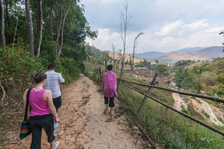 trekking chiang mai - thailande 50