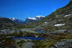 Norwegian Beauty (Eddie Crutchley) Tags: cruise2017norwayicelandireland europe norway nature landscape beauty mountain scenery blueskies simplysuperb greatphotographers