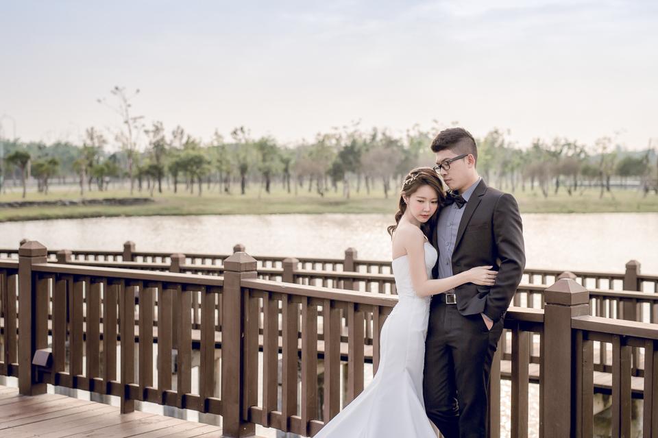 台南自助婚紗 奇美博物館 婚紗作品 Abby 007