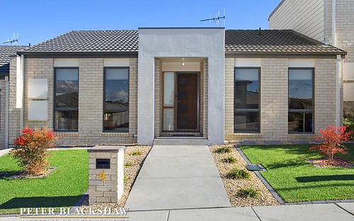 4 Burnum Burnum Close, Bonner ACT