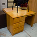 Office desk with drawers E85