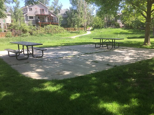 Photo - Christensen Park Picnic Tables