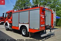 509[L]18 - GBA 2,5/24 Renault Midlum 300/ISS Wawrzaszek - OSP Wąwolnica (Pawel Bednarczyk) Tags: 509l 509l18 lpu lpu29574 gba renault midlum 300 iss wawrzaszek wiss wawolnica wąwolnica osp lubelskie lubelszczyzna puławy puławski 04062017 pielgrzymka engine firedepartment firebrigade