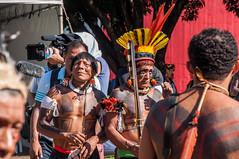 _DSC9424 (Radis Comunicação e Saúde) Tags: 13ª edição do acampamento terra livre atl movimento dos povos indígenas nenhum direito menos revista radis 166 comunicação e saúde