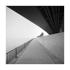 Shutter (Rohan Reilly Photography) Tags: rrsignature japan longexposure square minimal minimalism geometry abstract shutter