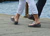 P1240653 (fetishforfeet) Tags: candid candidfeet feet maturefeet shoes