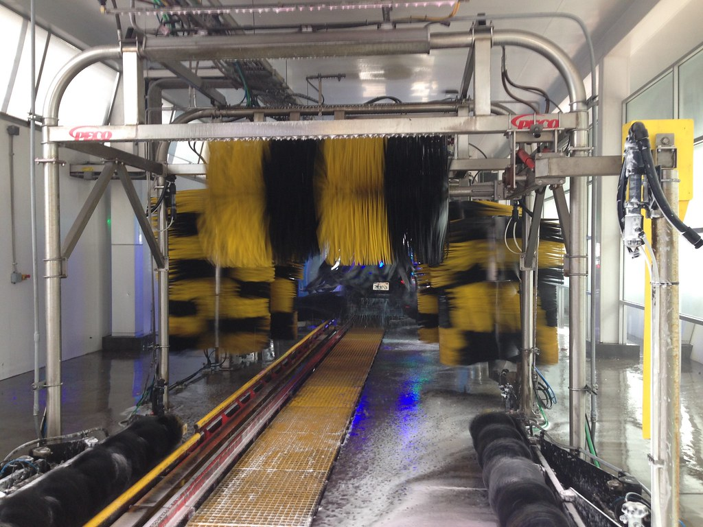 Macneil Car Wash Equipment >> The World's Best Photos of car and wash - Flickr Hive Mind
