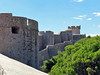 DUBROVNIK, CROATIA -  city walls/ ДУБРОВНИК, ХОРВАТИЯ - городская стена