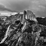 A Fading Light Across Yosemite National Park (Black & White) thumbnail