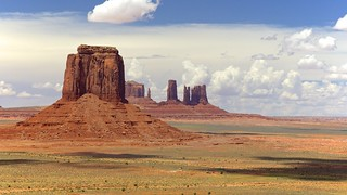 Monument Valley - Artist Point II