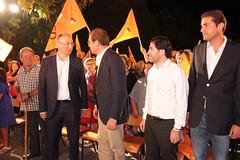 Autárquicas 2017: Pedro Passos Coelho na apresentação da candidatura de Manuel Tibo à Câmara Municipal de Terras de Bouro