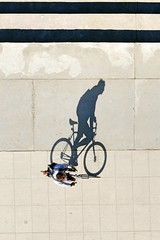(agnes.mezosi) Tags: lightsandshadows streetphotography street urban city bicycle