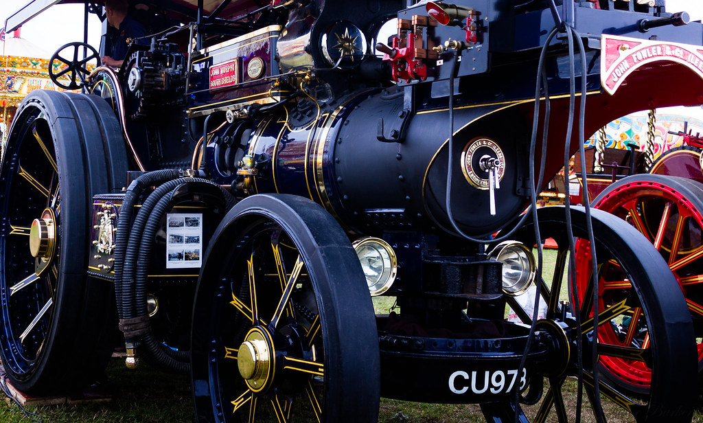Tractor Car Tags : The world s best photos of greatdorsetsteamfair and