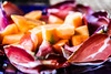 Restaurant de la Fattoria da Corsignano, Toscane, Italie (peggy.nicolai) Tags: melon jambondeparme jambon food cuisine nourriture fruit italy italia chianti