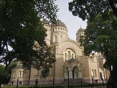 Latvia (Riga) Riga Orthodox Cathedral