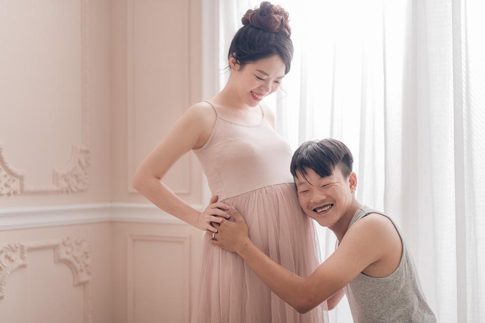 台南孕婦寫真 俏麗孕媽咪 005