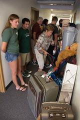 Freshmen Move In-11