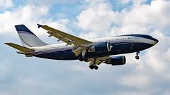 HZ-NSA - Airbus A310-304 - STN (Seán Noel O'Connell) Tags: alatheeraviation hznsa airbus a310304 a310 stanstedairport stn egss ltn eggw