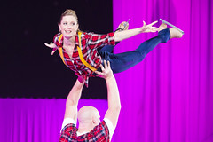 DUQ_4365r (crobart) Tags: figure skating pairs aerial acrobatics ice cne canadian national exhibition toronto