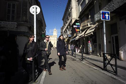 Aix Marseille Street