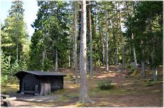 Gullsjön - Täby (lagergrenjan) Tags: gullsjön täby rastplats