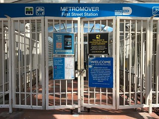 Metromover Closed Because Of Crane Collapse At Vice