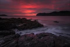 Mundaka (Jose Cantorna) Tags: mundaka agua marina costa water playa euskadi nikon d610 amanecer beach rocas bizkaia basquecountry