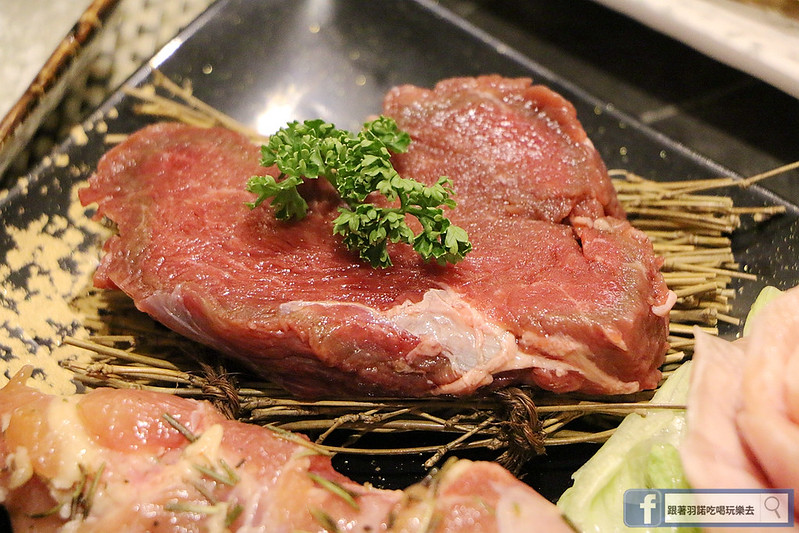 原月日式頂級帝王蟹吃到飽板橋燒烤吃063
