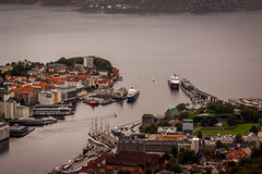 Bergen (Askjell) Tags: bergen bontelabo bradbenken festningskaien hdr hordaland nordnes norway nykirkekaien skoltegrunnskaien tollbodallmenningen vågen