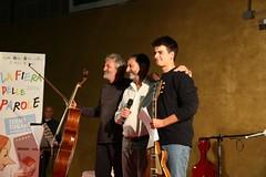 Michele Serra, Mario Brunello, Pietro Brunello