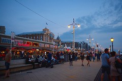 (nickwilloughby) Tags: street vibrant thehague denhaag traveler traveling travel 23mm xf23mm xf xt2 fujinon fujifilm fuji photographer photography night beach scheveningen