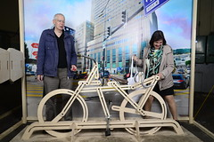 _DSC2551 (design.ride) Tags: designbiennale design zurich zhdk industrialdesign id sbb reparaturwerkstatt bike designride photobooth selfietime