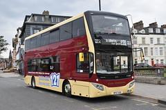 East Yorkshire Motor Services - 810 - BF67GHU (Transport Photos UK) Tags: adam nicholson transport photos uk bus coach nikon d5500 volvo adamnicholson transportphotosuk adamnicholsontransport
