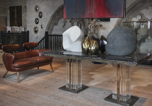 Alex MacArthur Interiors - New Showroom in Rye