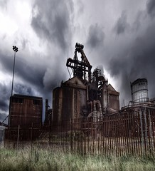 Redcar Blast Furnace (Baz 3112) Tags: foranyonewhosinterested 500px streamzoofamily hdr hdrcollection hdrgallery hdrphotography hdrphoto perspective