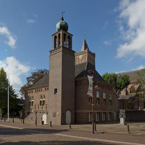 Schaijk - Voormalig gemeentehuis.
