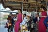 merrygoround (greenelent) Tags: merrygoround carousel people wedding brooklynbridge 365 photoaday brooklyn nyc